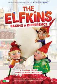 The Elfkins: Baking A Difference Movie Tickets