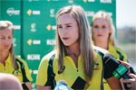 Ellyse Perry Closing the Gender Sport Gap Interview
