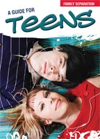Family Separation A Guide for Teens - Top ten things for teens to remember