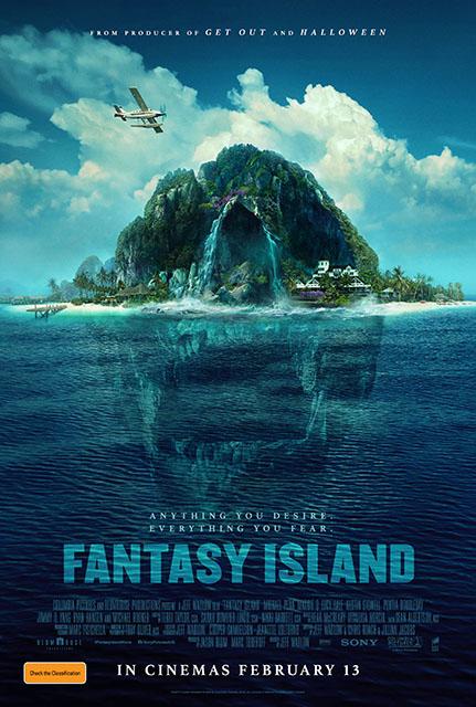 Win Fantasy Island Tickets