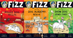 Fizz and the Police Dog Series