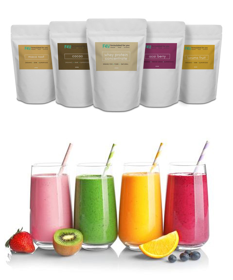 Smoothie Booster Packs