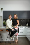 Colin & Justin's Take on the First Reno Rumble Kitchen Designs