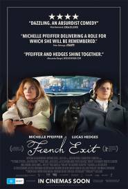 French Exit Movie Tickets