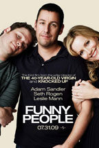 Judd Apatow Funny People Interview