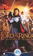 Playstation 2 - Lord of the Rings - Return of the King