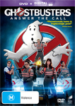 Ghostbusters: Who You Gonna Call DVDs