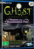 GHOST Chronicles Phantom of the Renaissance Fair