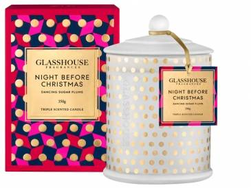 Christmas with Glasshouse Fragrances