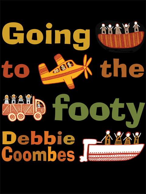 Win Going to the Footy Books