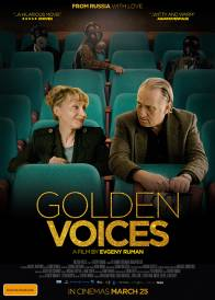 Win Golden Voices Tickets