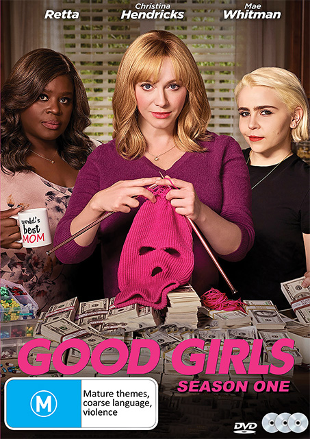 Good Girls Season One DVDs