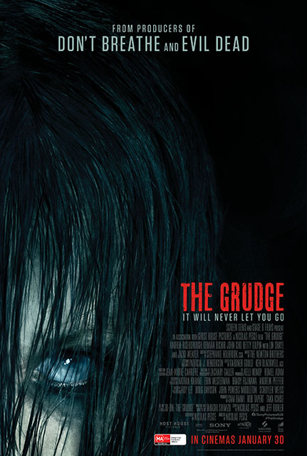Win The Grudge Tickets