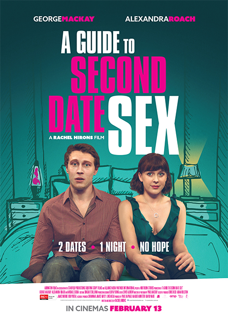 Win A Guide to Second Date Sex Tickets