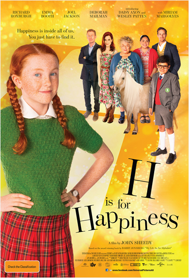 Win H is for Happiness Tickets