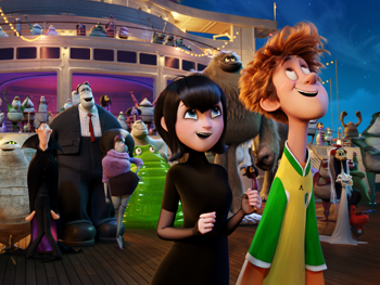 Selena Gomez Hotel Transylvania 3: A Monster Vacation