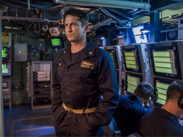 Gerard Butler Hunter Killer