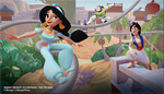 Jasmine Joins Aladdin in Disney Infinity 2.0
