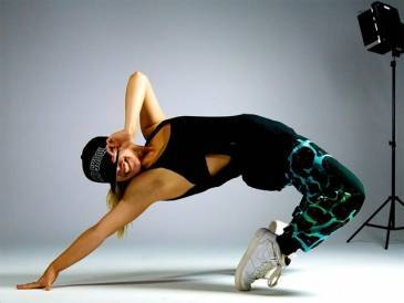 Jess Innes Add Dance to Your Exercise Regime Interview