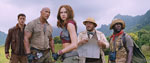 Dwayne Johnson Jumanji: Welcome to the Jungle
