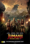 Win Jumanji Welcome to the Jungle Tickets