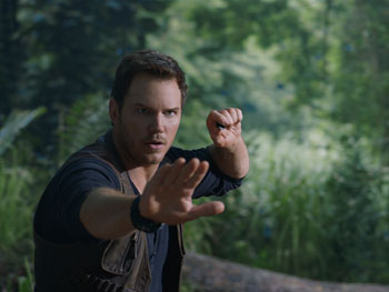 Chris Pratt Jurassic World: Fallen Kingdom
