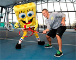 Nickelodeon's Kids Tennis Day