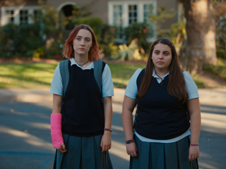 Greta Gerwig Lady Bird Interview