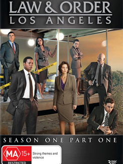Law and Order: Los Angeles Season 1 DVD