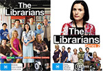 The Librarians Season 1 & 2 DVD Packs