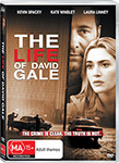 The Life of David Gale DVDs