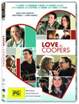 Love the Coopers DVDs