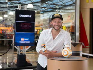 Luke Jacobz Star Wars BB-8 Droid Race Interview