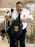 Kevin James Paul Blart Mall Cop Interview