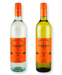 Marko's Vineyard Chardonnay and Sauvignon Blanc