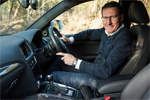 Mark Skaife with Specsavers Safer Roads Interview