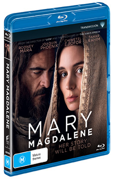 Win Mary Magdalene Blu-Rays