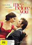 Me Before You DVDs