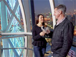 Celebrate New Year's Eve Forty Storeys Above Melbourne
