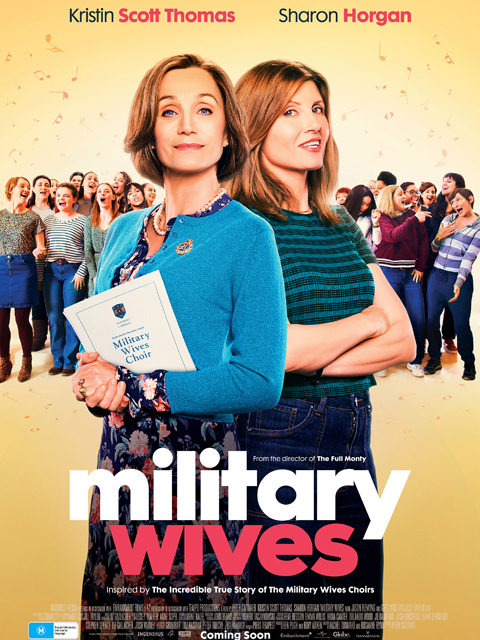 Military Wives Movie Tickets