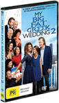 My Big Fat Greek Wedding 2 DVDs