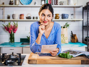 Nadia Lim's Top Tips for Battling Family Kitchen Stress