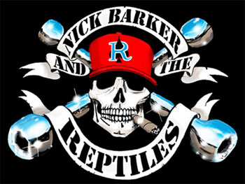 Nick Barker & The Reptiles  (18+)