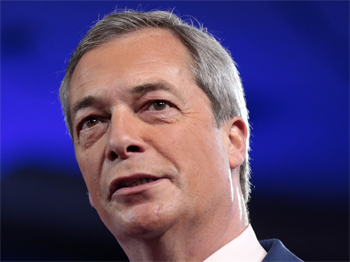 An Entertaining Evening with Nigel Farage