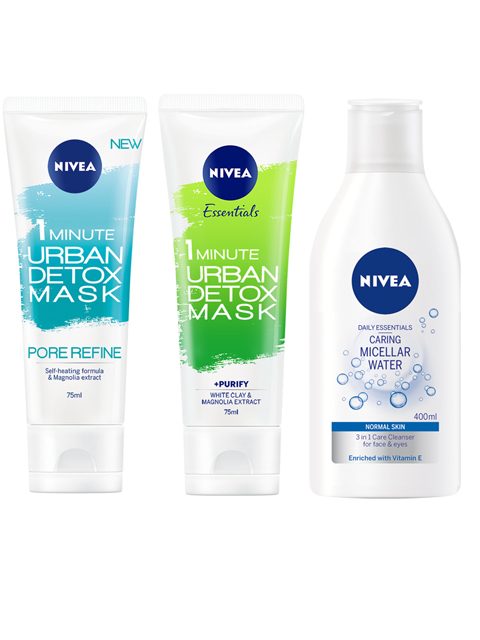 NIVEA Skincare Packs