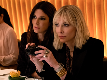 Ocean's 8 Surpasses The Opening Weekend Results Of It's Predecessors