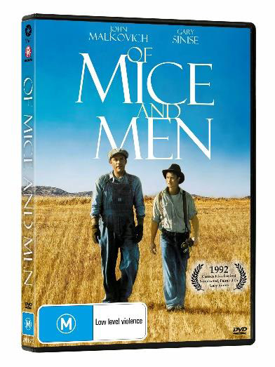 Of Mice and Men DVDs