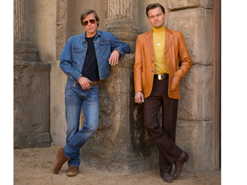 Once Upon A Time... In Hollywood First Look