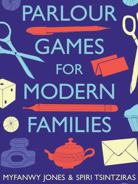 Win Parlour Games for Modern Families Books