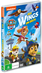 PAW Patrol: All Wings on Deck DVDs